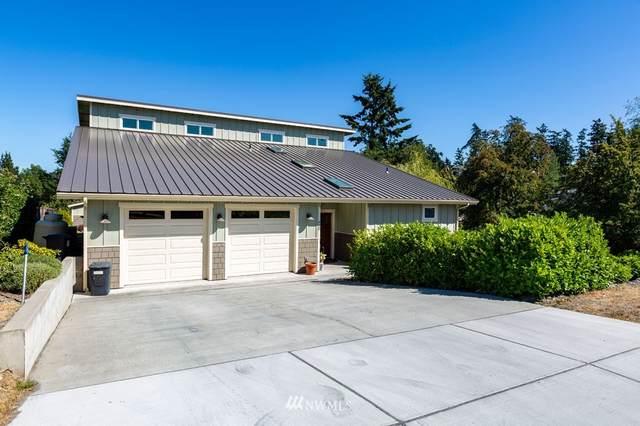 430 Tucker Avenue, Friday Harbor, WA 98250 (#1649939) :: Ben Kinney Real Estate Team