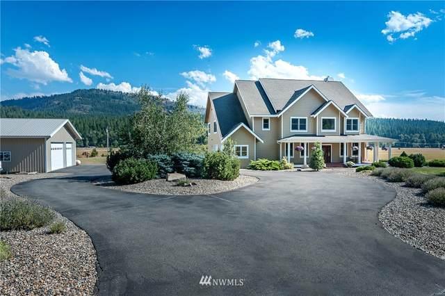 4260 Red Bridge Road, Cle Elum, WA 98922 (#1649982) :: Ben Kinney Real Estate Team