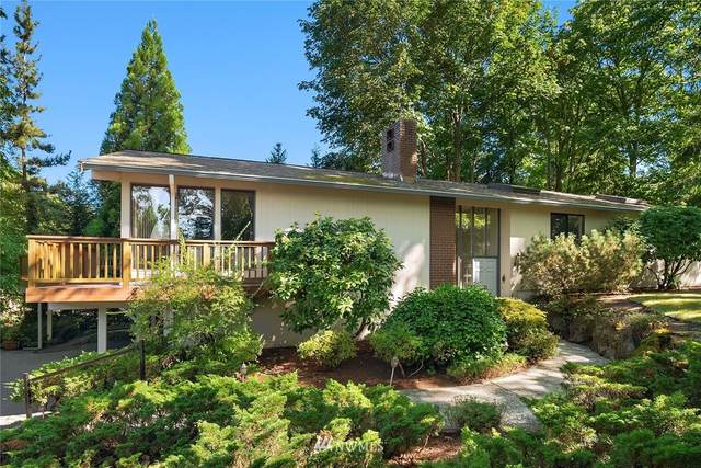 8370 Woodbrook Lane, Mercer Island, WA 98040 (#1650025) :: NextHome South Sound