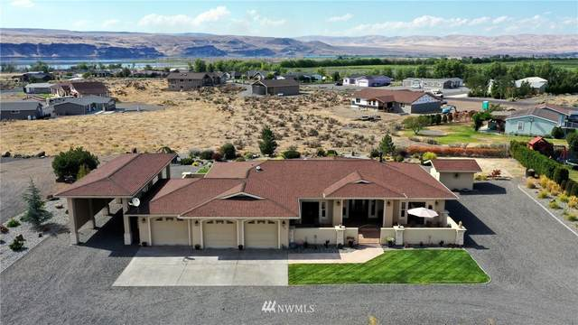 704 Desert Aire Drive SW, Mattawa, WA 99349 (MLS #1650061) :: Nick McLean Real Estate Group