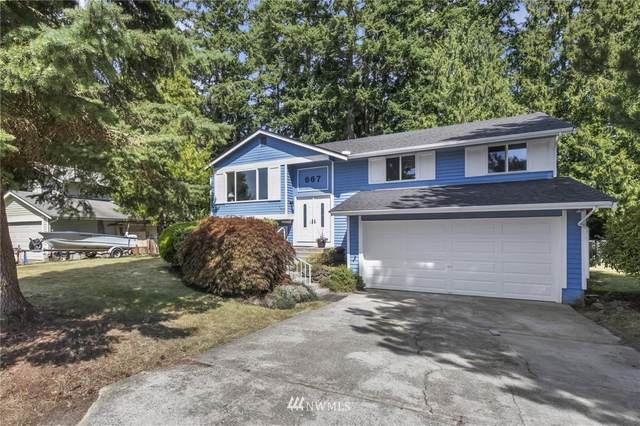 667 NE Conifer Drive, Bremerton, WA 98311 (#1650071) :: Better Properties Lacey