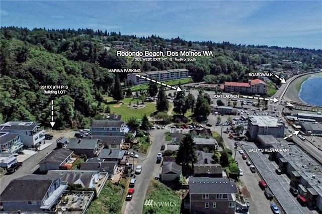 0 9th Place S, Des Moines, WA 98198 (MLS #1650230) :: Community Real Estate Group
