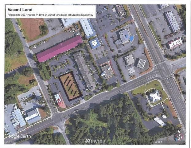 0 Harbour Pointe Boulevard, Mukilteo, WA 98275 (#1650247) :: Ben Kinney Real Estate Team