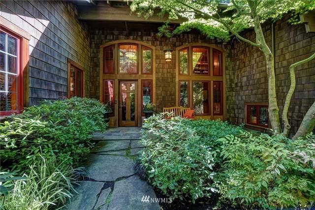 2708 106th Place SE, Beaux Arts, WA 98004 (#1650273) :: McAuley Homes