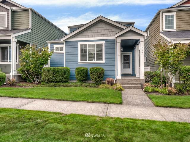 7532 Kodiak Avenue NE, Lacey, WA 98516 (#1650365) :: Northwest Home Team Realty, LLC
