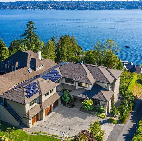 8177 W Mercer Way, Mercer Island, WA 98040 (#1650407) :: Icon Real Estate Group