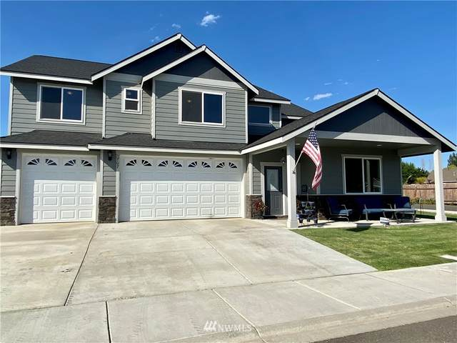 1707 E Spokane Avenue, Ellensburg, WA 98926 (#1650475) :: Ben Kinney Real Estate Team