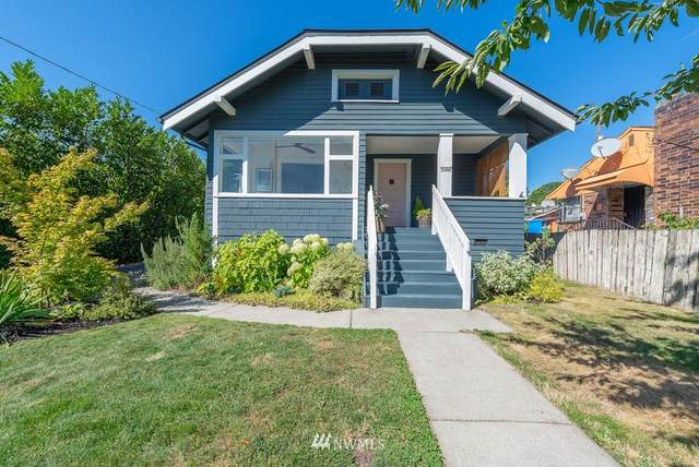 5507 33rd Avenue S, Seattle, WA 98118 (#1650498) :: Better Properties Lacey