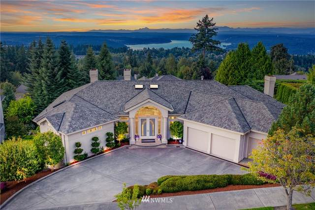16836 SE 58th Street, Bellevue, WA 98006 (#1650537) :: McAuley Homes