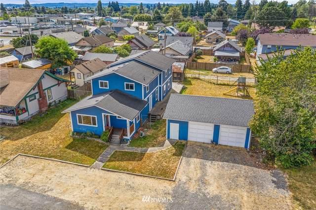 1219 Ward Street, Centralia, WA 98531 (#1650579) :: Urban Seattle Broker