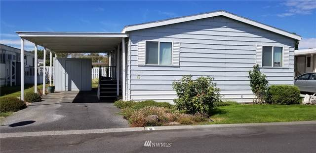 2240 W Broadway Avenue #6, Moses Lake, WA 98837 (#1650684) :: Ben Kinney Real Estate Team