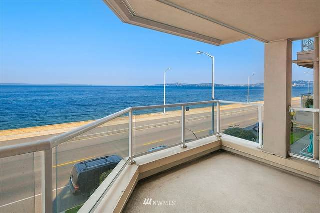 1550 Alki Avenue SW #301, Seattle, WA 98116 (#1650733) :: NextHome South Sound