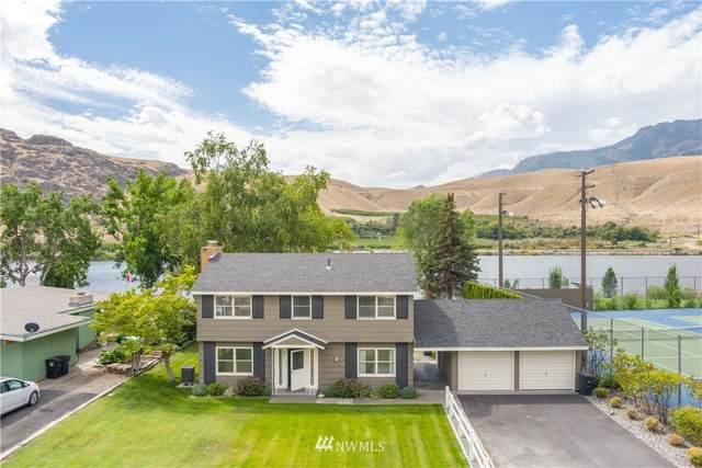 663 Riverside Drive, Pateros, WA 98846 (MLS #1651170) :: Nick McLean Real Estate Group