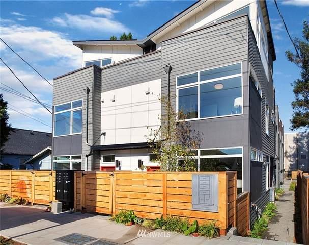 6915 Carleton Avenue S C, Seattle, WA 98108 (#1651217) :: Urban Seattle Broker