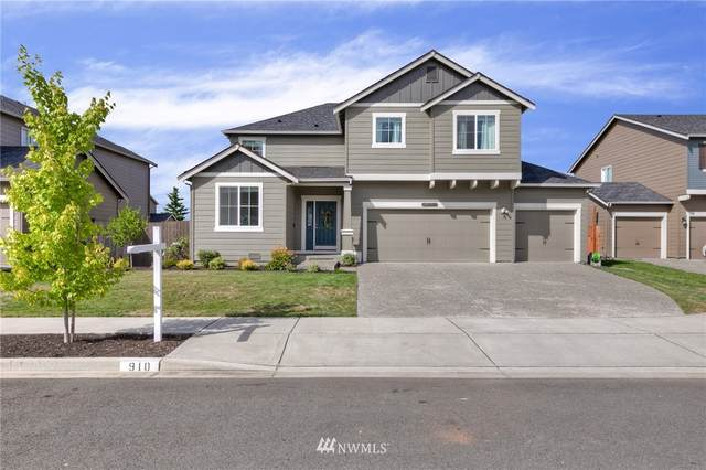 910 O'farrell Lane NW, Orting, WA 98360 (#1651221) :: Ben Kinney Real Estate Team