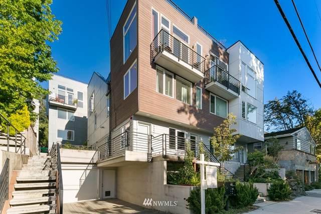 722 Summit Avenue E, Seattle, WA 98102 (#1651270) :: Ben Kinney Real Estate Team