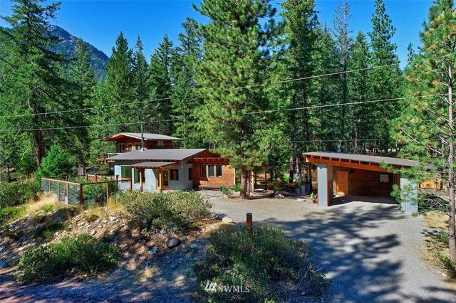 13 Emerson Road, Mazama, WA 98833 (#1651304) :: Ben Kinney Real Estate Team