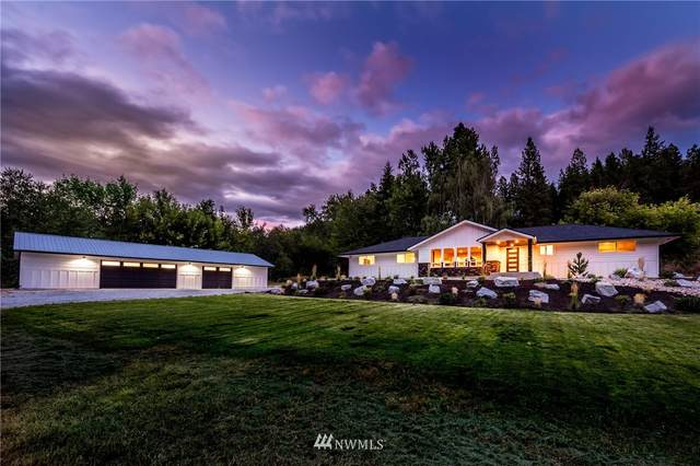 14305 Chumstick Hwy, Leavenworth, WA 98826 (#1651416) :: Pickett Street Properties