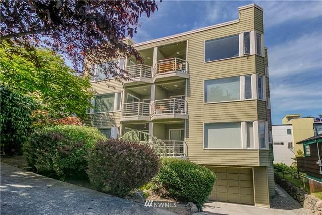 2324 W Newton #301, Seattle, WA 98199 (#1651598) :: McAuley Homes