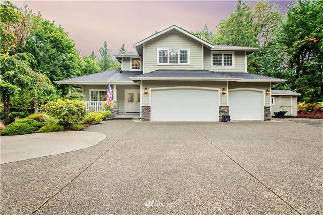 5421 Cooper Point Road NW, Olympia, WA 98502 (#1651638) :: Ben Kinney Real Estate Team