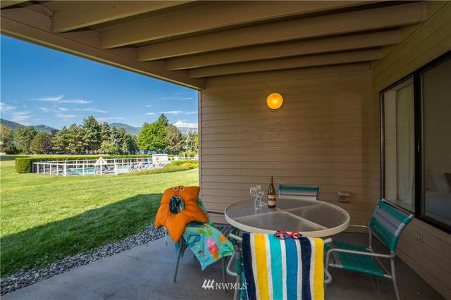 1 Tennis 655 H1 And H2, Manson, WA 98831 (MLS #1651699) :: Nick McLean Real Estate Group