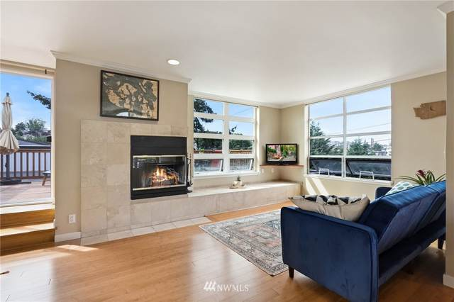 5000 Fauntleroy Way SW #303, Seattle, WA 98136 (#1652062) :: Ben Kinney Real Estate Team