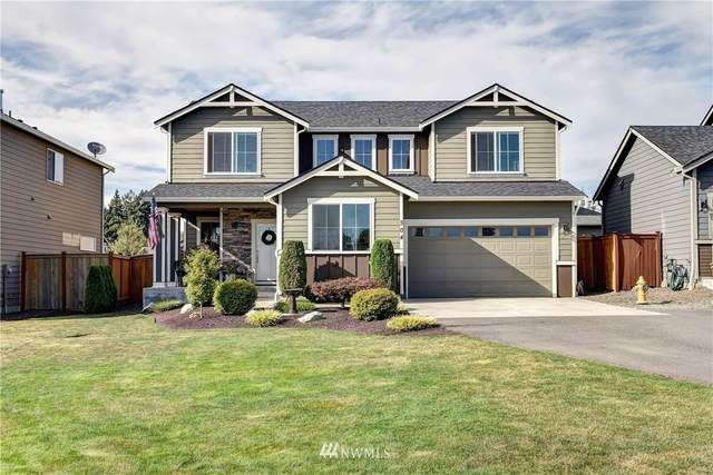 504 21st Drive, Snohomish, WA 98290 (#1652064) :: Urban Seattle Broker