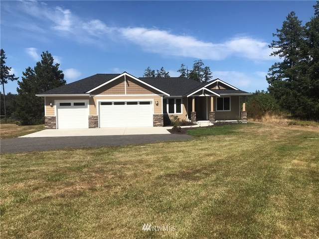 437 Woodpecker Lane, San Juan Island, WA 98250 (#1652072) :: Lucas Pinto Real Estate Group