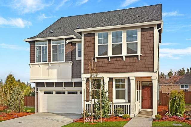 2068 246th (Homesite 28) Avenue SE, Sammamish, WA 98075 (MLS #1652098) :: Community Real Estate Group