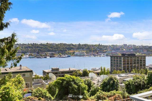 1758 Dexter Avenue N #5, Seattle, WA 98109 (#1652171) :: Ben Kinney Real Estate Team