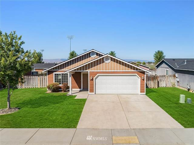 801 N Spokane Street, Kittitas, WA 98934 (MLS #1652279) :: Nick McLean Real Estate Group