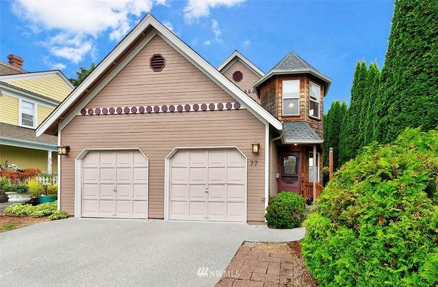 77 Pine Avenue, Snohomish, WA 98290 (#1652332) :: Better Homes and Gardens Real Estate McKenzie Group