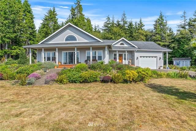 6 Cedar Lane, South Bend, WA 98586 (#1652429) :: Ben Kinney Real Estate Team