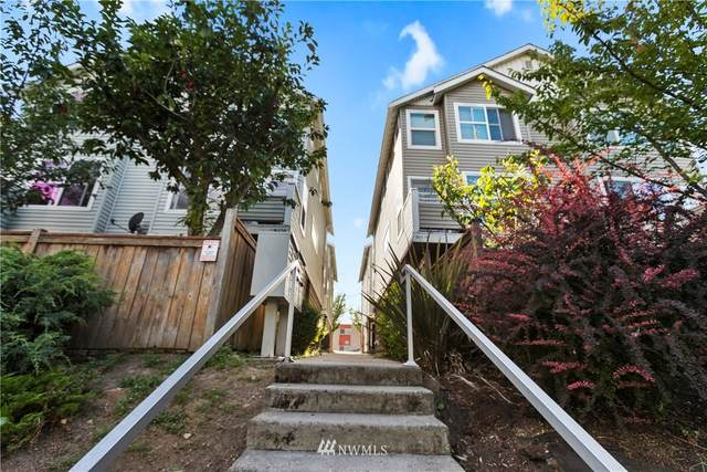 9017 18th Avenue SW A, Seattle, WA 98106 (#1652507) :: Pacific Partners @ Greene Realty