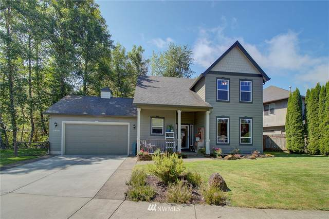2905 SW 11th Street, Battle Ground, WA 98604 (#1652630) :: McAuley Homes