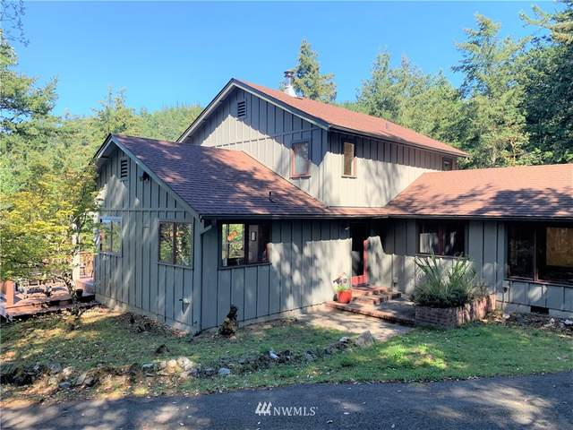 645 Gafford Lane, Orcas Island, WA 98245 (#1652716) :: Engel & Völkers Federal Way