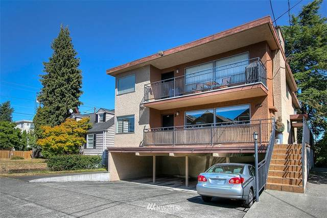 8354 11th Avenue NW #1, Seattle, WA 98117 (#1652927) :: Ben Kinney Real Estate Team