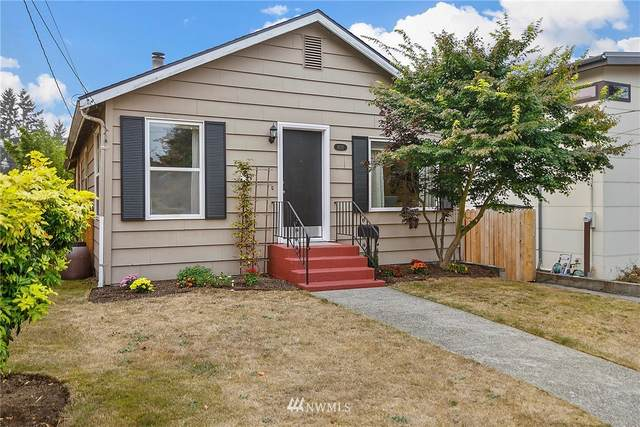 4221 32nd Avenue W, Seattle, WA 98199 (#1652955) :: Ben Kinney Real Estate Team