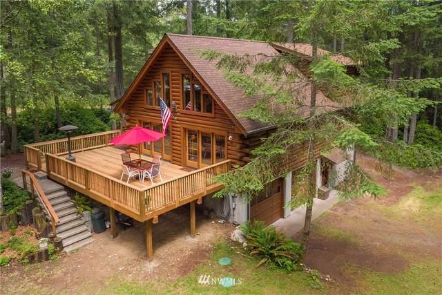 11904 Sunset Place, Anderson Island, WA 98303 (#1652972) :: McAuley Homes