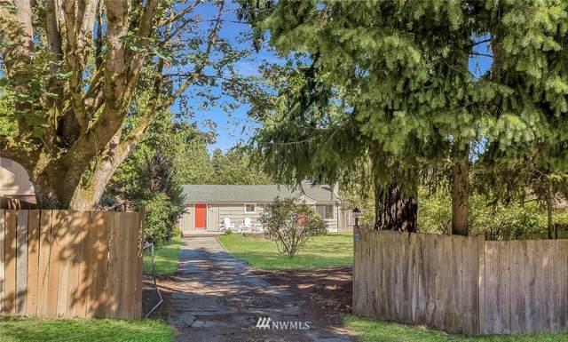 14546 27th Ave Ne, Shoreline, WA 98155 (#1652996) :: Hauer Home Team