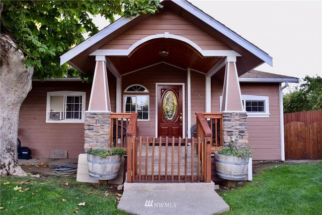114 N St Se, Quincy, WA 98848 (#1653053) :: Better Properties Lacey