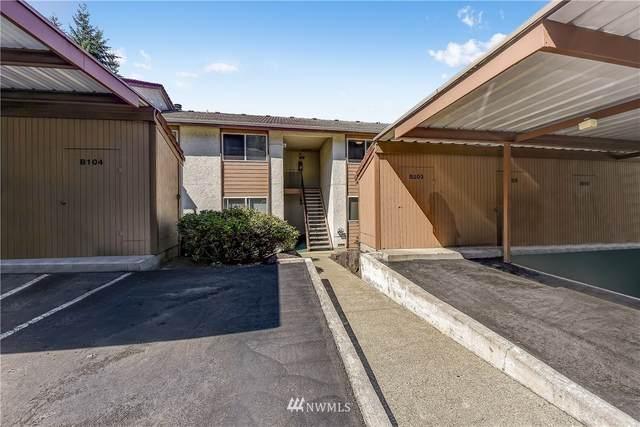 12818 SE 41st Lane B203, Bellevue, WA 98006 (#1653129) :: Pickett Street Properties
