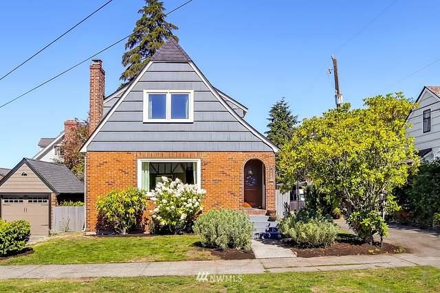 4516 SW Seattle Street, Seattle, WA 98116 (#1653187) :: Ben Kinney Real Estate Team
