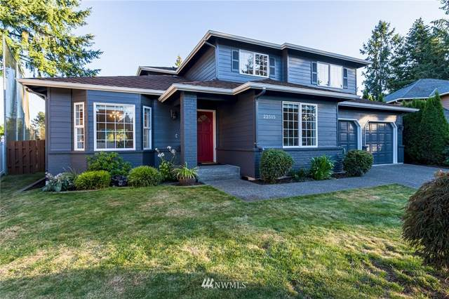 22515 SE 261st Street, Maple Valley, WA 98038 (#1653188) :: Pacific Partners @ Greene Realty