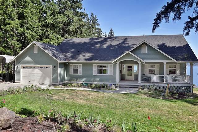 4201 Honeymoon Bay Road, Greenbank, WA 98253 (#1653189) :: Ben Kinney Real Estate Team