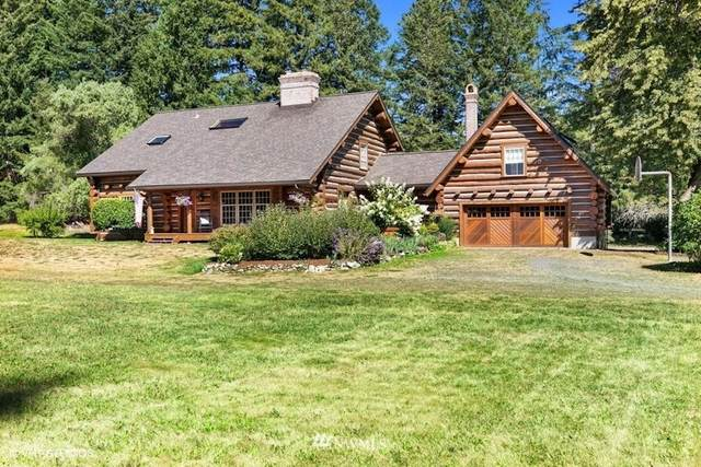 7578 NE Bergman Road, Bainbridge Island, WA 98110 (#1653267) :: Hauer Home Team