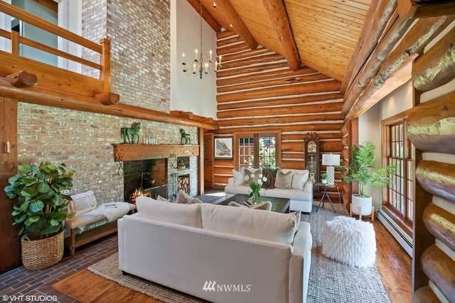 7578 NE Bergman Road, Bainbridge Island, WA 98110 (#1653267) :: Better Homes and Gardens Real Estate McKenzie Group