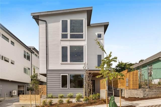 4816 S Holly Street A, Seattle, WA 98118 (#1653325) :: Ben Kinney Real Estate Team