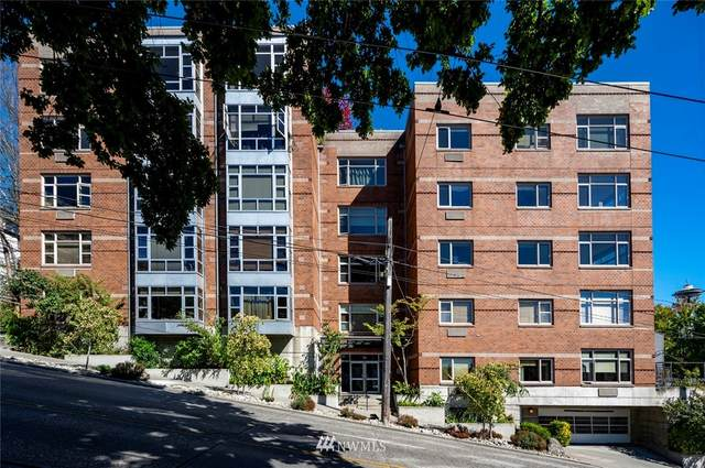 720 Queen Anne Avenue N #506, Seattle, WA 98109 (#1653344) :: Tribeca NW Real Estate
