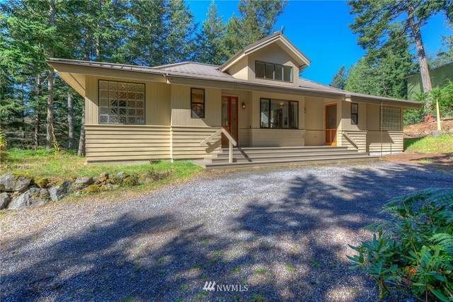 72 Palisades Drive, Orcas Island, WA 98245 (#1653521) :: Ben Kinney Real Estate Team